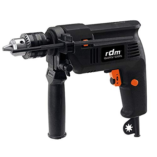 Taladro Percutor 500W Reversible RDM Quality Tools