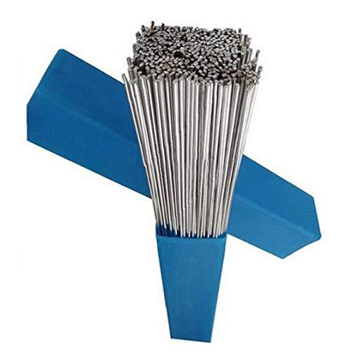 TOSSPER 10pcs 1,6/2 Mm * 50 Mm De Aluminio Electrodo De Soldadura...