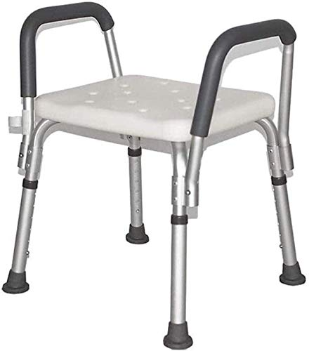 Universal Badezimmerhocker, Duschstühle für Senioren, Duschstuhl, Handicap-Duschsitze mit Sicherheit Griff Ergonomischer Badhocker Badewanne Dusche Showstuhl Mobilitätshilfe für ältere Menschen, Behin