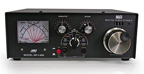 MFJ 969300Watt 160m bis 6m-Manuelle Antenne Tuner