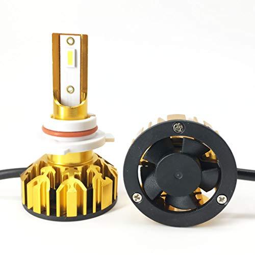 Ampoule de phare de voiture LED kit d'ampoule de phare conversion IP68 12V 6500K lampe halogène de remplacement, 1PCS,D3S