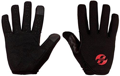 Ghost Gloves Long Black Radhandschuhe schwarz 2017 (s)