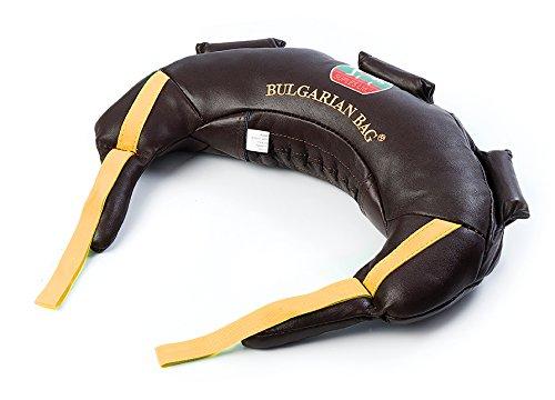 Orignal Suples, Sacca bulgara Professionale per Allenamento, Nero (Schwarz - Schwarz), 5 kg