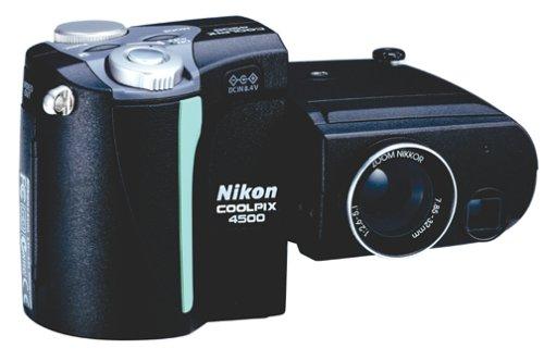 Nikon Coolpix 4500 4MP Digital Camera w/ 4x Optical Zoom