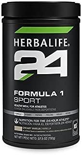 Herbalife 24 Formula 1 Sport Creamy Vanilla 27.5 oz (780g)