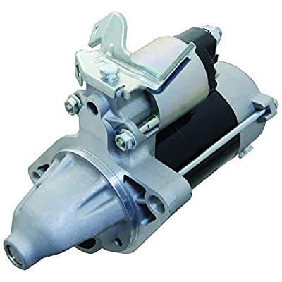 New Starter Replacement For 1997-2001 Honda CR-V 2.0L 31200-P3F-003 31200-P3F-A51 DS4H1 228000-6460