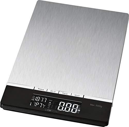 Clatronic Balanza de cocina digital KW 3416