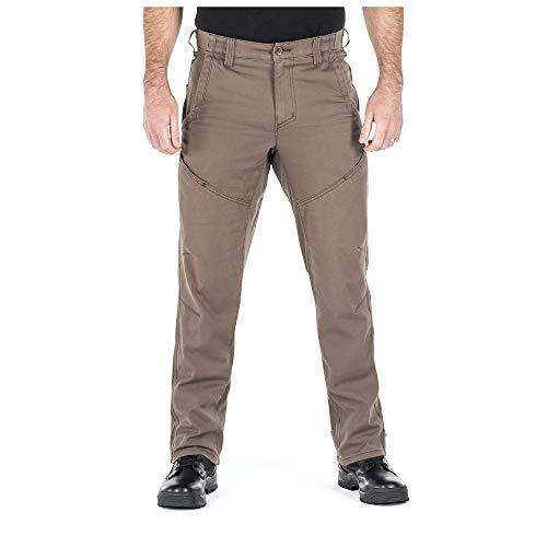 5.11 Tactical Quest Pantalon Major Brown, Tarmac, 36/34