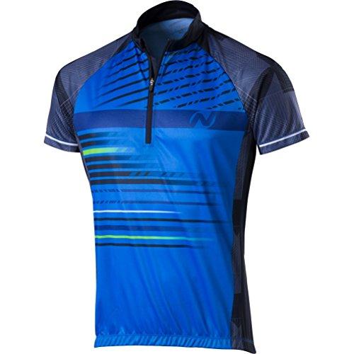 Nakamura Trikot Cadeo - brilliant blue/blue, Größe:S