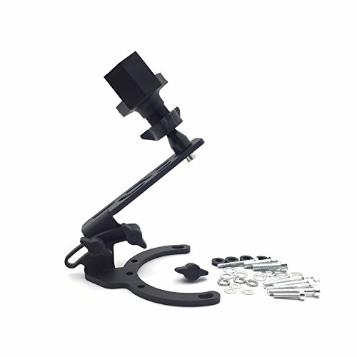 SMT-Camera/GPS/Cell Phone/Radar Tank Mount With Holder Compatible With Honda BMW Motorcycles - All years with traditional gas caps [B01MCVHQ7G]