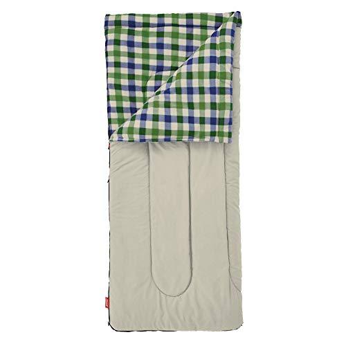 コールマン(Coleman) 寝袋 フリースEZキャリー C5 使用可能温度5度 封筒型 デザートサンド 2000033803