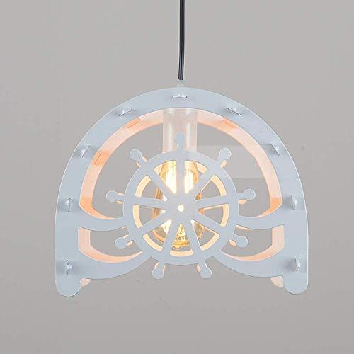 E27 BASE-Deckenfeder-Leuchten-Leuchte Retro Indoor-Persönlichkeit Rad Aufgehängte Decke Dekorative Beleuchtung...