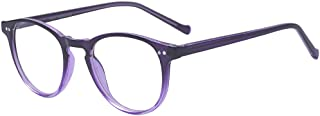 Outray Women and Teen Girls Blue Light Filter Computer Glasses Anti Glare Glasses