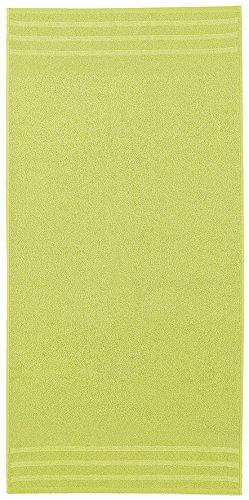 Kleine Wolke 3003645201 Royal Serviette Invité Coton Vert 30 x 50 cm