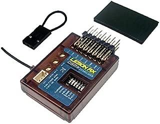 Lemon RX DSMX Compatible 7-Channel (End-Pin) Stabilizer & Compatible Satellite (DSM2 Backward Compatible)