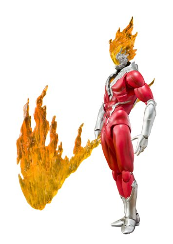 Ultra-Act Ultraman Crimson Fire Bandai [JAPAN] [Toy] (japan import)