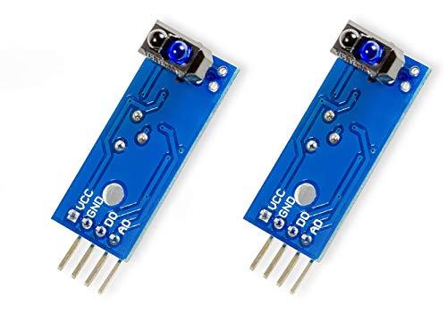 MissBirdler TCRT5000 IR infrarood lichtkast reflecterende lichtkast voor Arduino Raspberry Pi