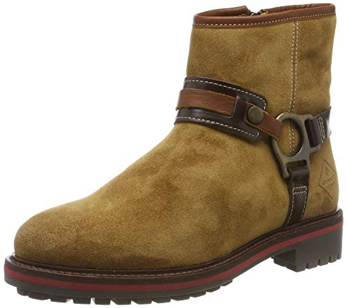 GANT Footwear Damen Natalie Biker Boots, Braun (Tobacco Brown G42), 41 EU