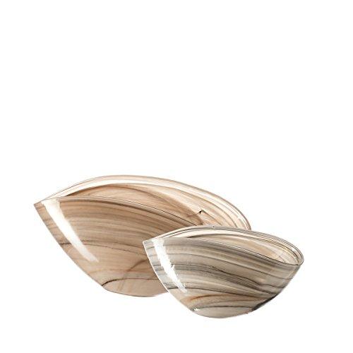 Leonardo 014694 Set/2 Coupe Beige Alabastro, Verre