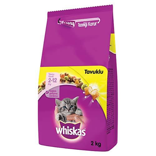 Whiskas chaton complète poulet 2 kg