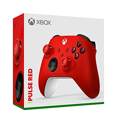 Xbox Wireless Controller Pulse Red