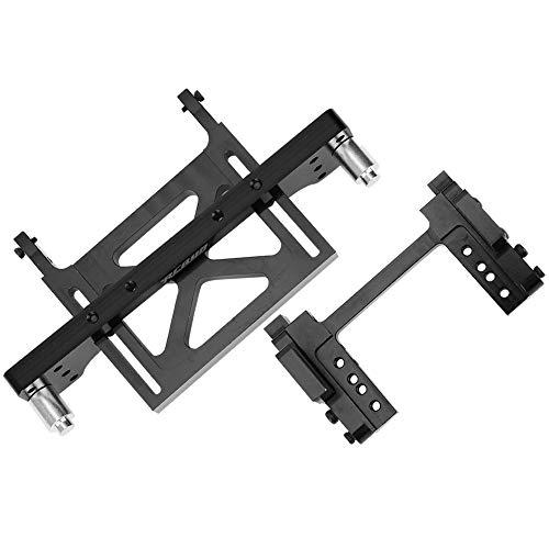GXX Karosserie-Karosserie-Montagehalterungen Befestigungsgestell , Passend Für 1/10 Rahmen Geändert Zu Land Cruiser LC80Für SCX10