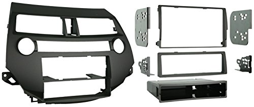 Metra 99-7874 Single/Double DIN Installation Kit for 2008-2009 Honda Accord 08-UP  W/O DUAL A/C
