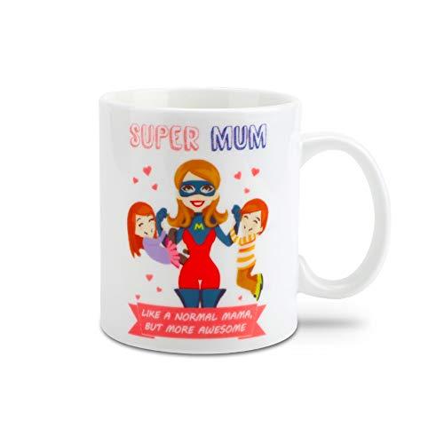 Mengxin Tasse mit Schachtel, Porzellan, Kaffeebecher, Dekoration, Haus, Büro, Geschenk für Muttertag, Geburtstag,...
