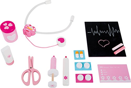 Small Foot - 4233 - Kit de Docteur - Abeille