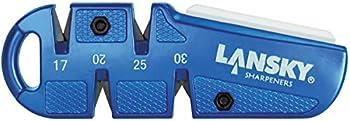 Lansky Affuteur Unisexe Quadsharp Bleu, Taille Moyenne