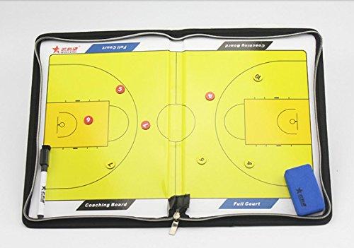 Allenatore formazione grafici concorrenza tattiche pannello/basket bordo magnetico tattica Board