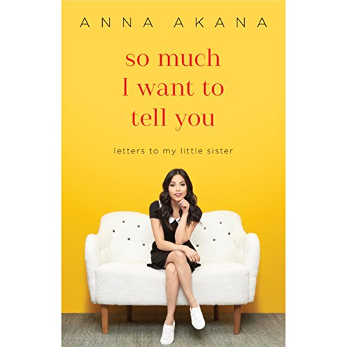 So Much I Want to Tell You audiobook cover art
