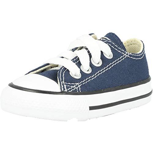 CTAS OX Zapatos Deportivos Bajos Azul...