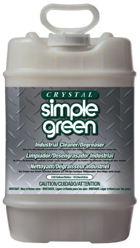 Simple Green 19005 Crystal Industrial Cleaner/Degreaser