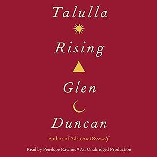 Page de couverture de Talulla Rising