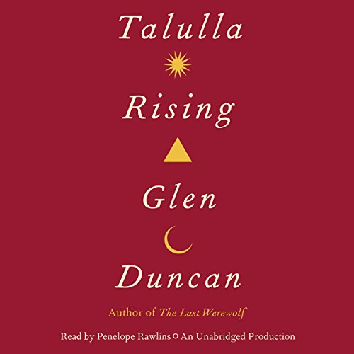 Talulla Rising audiobook cover art