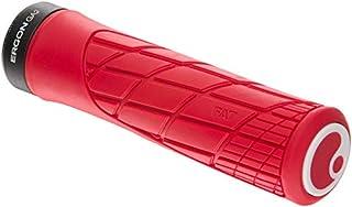 Ergon - GA2 Ergonomic Lock-on Bicycle Handlebar Grips   Standard, Fat or Single Twist Shift Compatible   for Mountain Bikes   8 Color Options