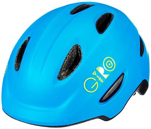 Giro Youth, Jugend Scamp MIPS Casque de vélo Unisexe Bleu/Vert Taille XS 45-49 cm