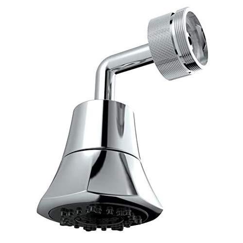 Naiyn Grifo Giratorio de ángulo Grande Grande de 720 ° Grifo de Filtro de Salpicaduras Universal, Salida Función de estación de Lavado de Ojos Cocina Baño Grifo Aireador montado para baño de Cocina