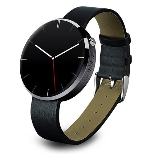 LENCISE Smart Watch LM360 Bluetooth Wearable Devices Smartwatch Heart Rate Monitor Passameter Fitness Tracker for iOS Android Hot