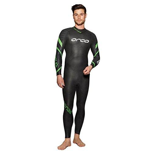Sonar Wetsuit Neoprenanzug, schwarz/grün