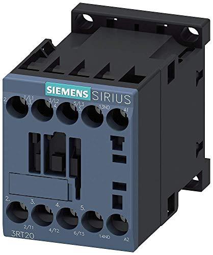 Siemens 3rt2016-1 AB01 Schütz AC-3 4 KW 400V 1NA AC 24V S00 Schraube
