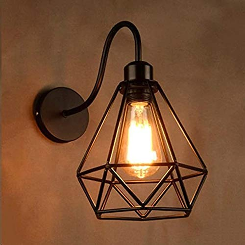 Buy Sl Light Antique Wall Lights Decorative Wall Lamp Pendant Hanging Light Indoor Outdoor Light Lamp Pack Of 2 Black No Bulb Included Online At Low Prices In India Amazon In