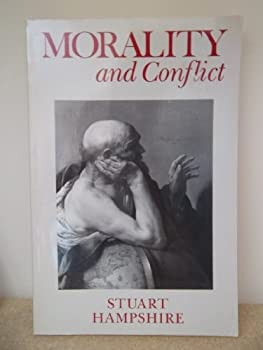 Paperback Morality and Conflict Book