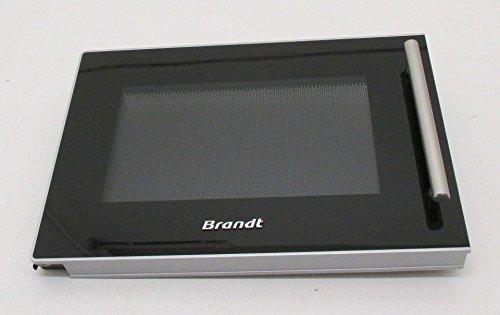 BRANDT - PORTE COMPLETE SILVER POUR MICRO-ONDES BRANDT