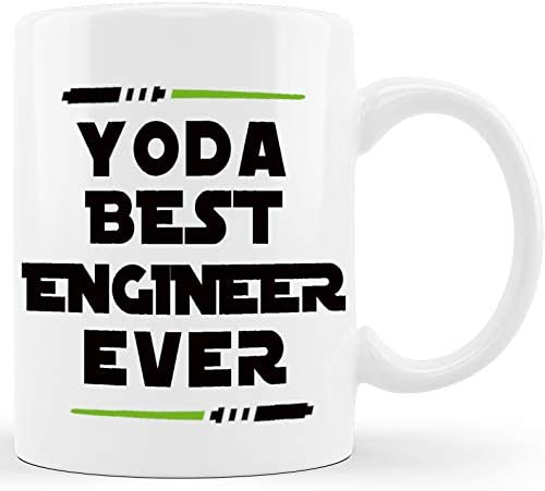 Yoda Best Engineer Ever Engineering Gifts for Engineer Student New Licensed Passer Grad Gag product image
