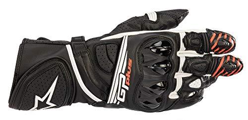 Guantes de Moto Alpinestars GP Plus R V2 Gloves Black White, Black/White, L