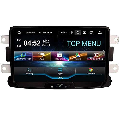 Car Navigator Android 10.0 Car Audio Stereo Headunit se adapta a Mercedes Benz E-Class W211 CLS W219 Reproductor de DVD Radio 7 pulgadas HD Pantalla táctil Navegación GPS con Bluetooth WIFI SWC DSP T