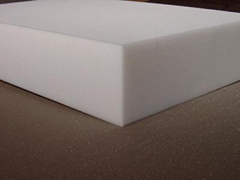 Feste Polsterschaumstoff Platte Zuschnitt Schaum Feste Matratze Sitzschaum RG35 – 206 x 130 x 12cm