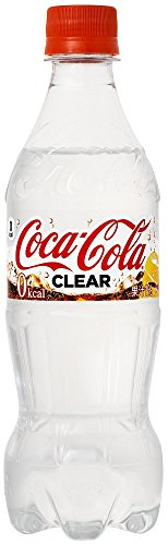 コカ・コーラ コカ・コーラ クリア PET 500ml×24本